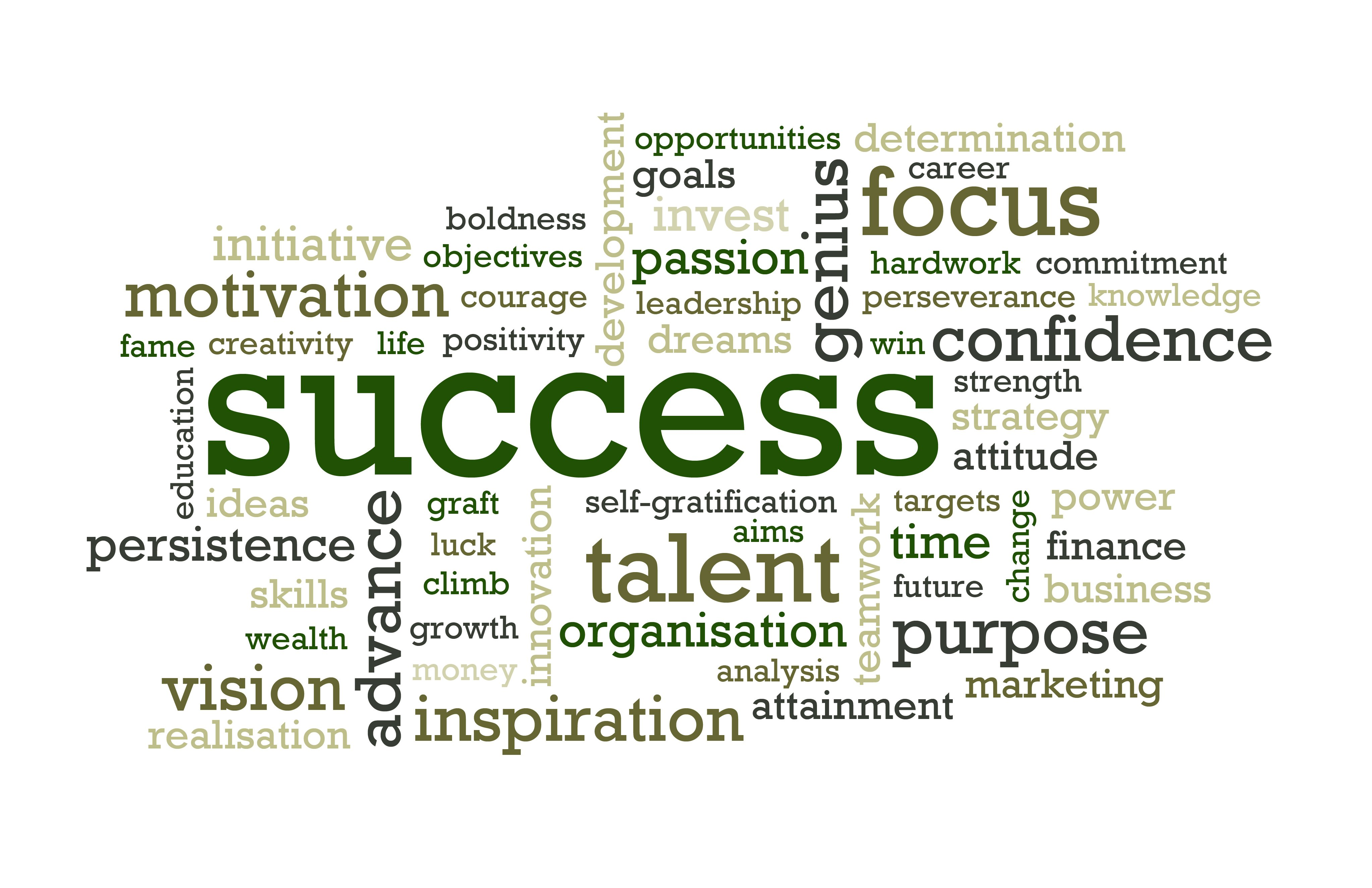 All the qualities of a successful arttrepreneur